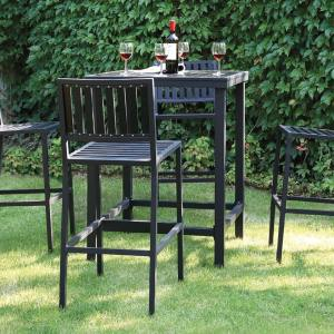 Hiro Outdoor Bartable – Square