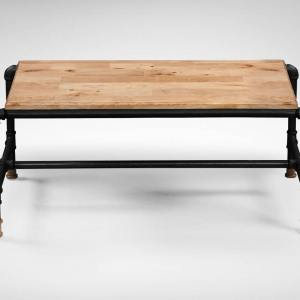 Pipe Coffee Table – W1100