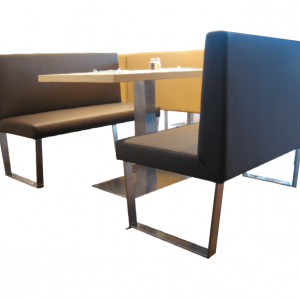 Mountable Booth Seats