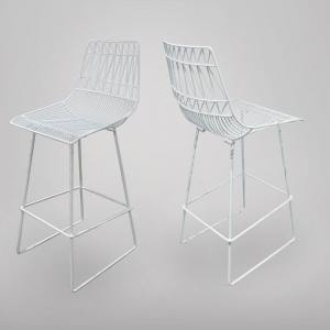Wire 6 Barchair