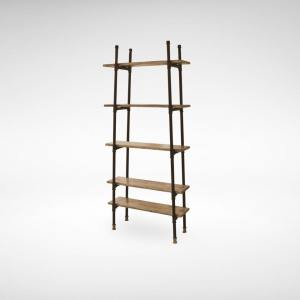 Pipe Shelf – 5 tiers
