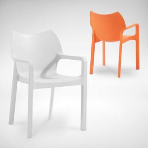 Fabiola Arm chair - V2