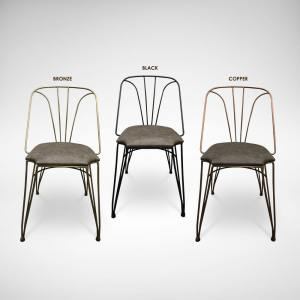 Wire 8 Side Chair