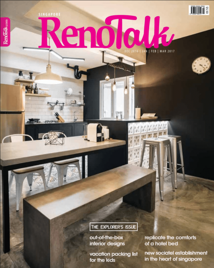 RenoTalk - December 2016 to March 2017 Issue