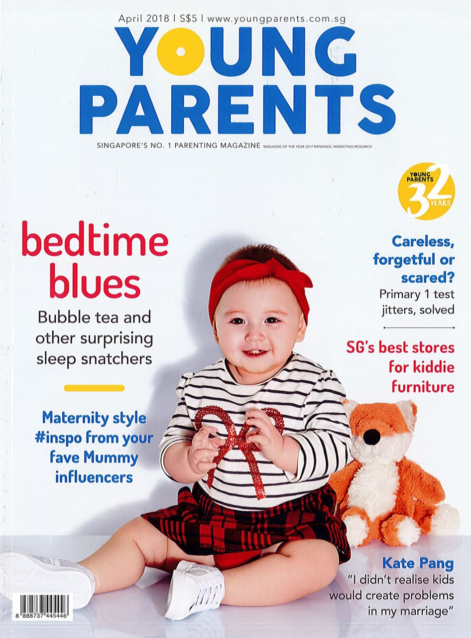 Young Parents - April 2018 Issue