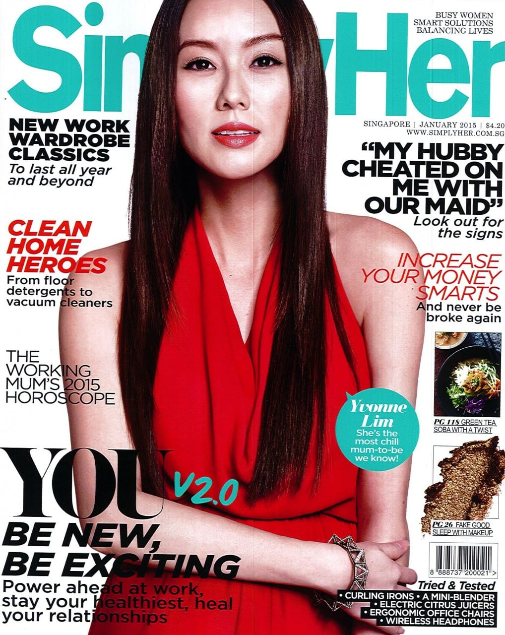 Simply Her - January 2015