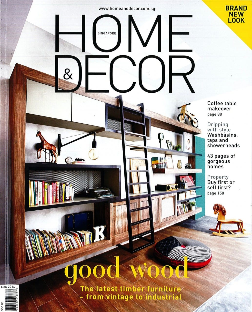 Home & Decor - August 2014