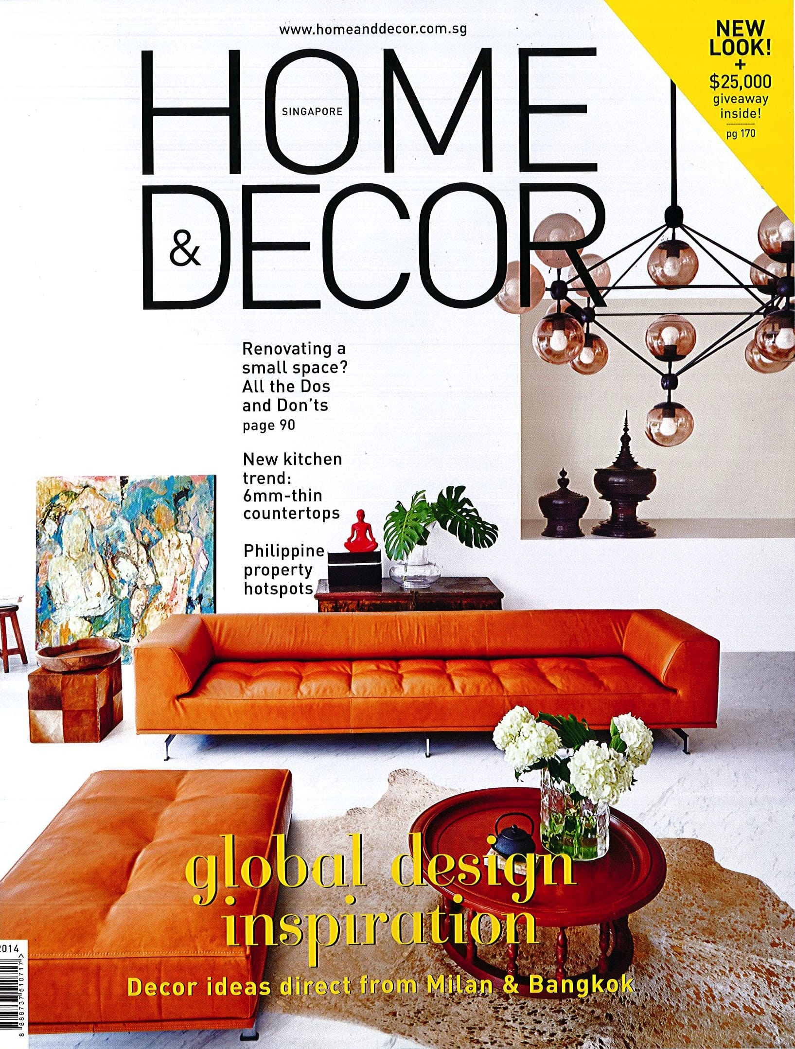 Home & Decor - July 2014