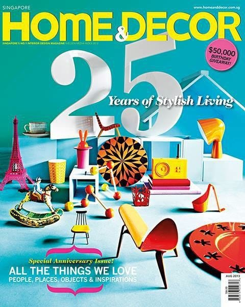 Home & Decor August 2013
