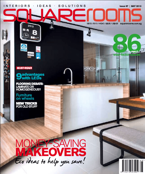 SquareRooms May 2013 Feature