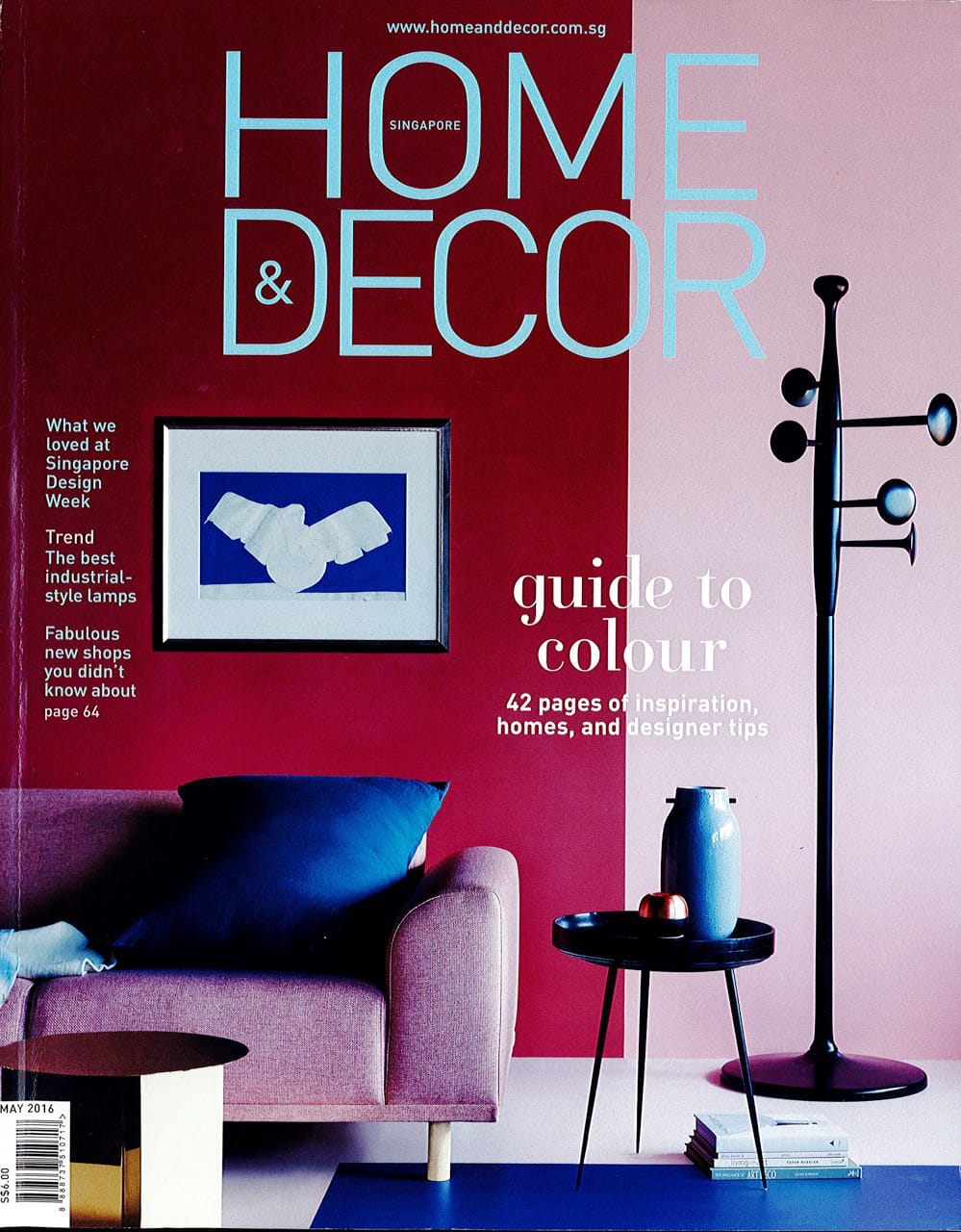 Home & Decor - May 2016
