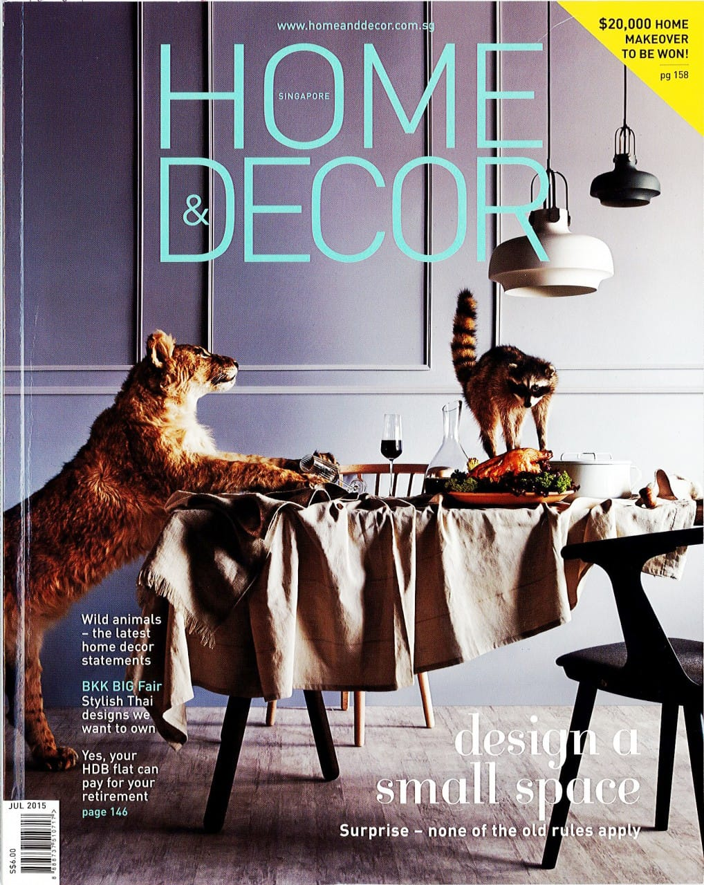 Home & Decor - July 2015 Issue