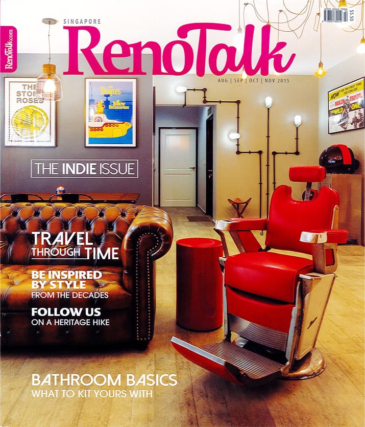 RenoTalk - Aug to Nov 2015 Issue