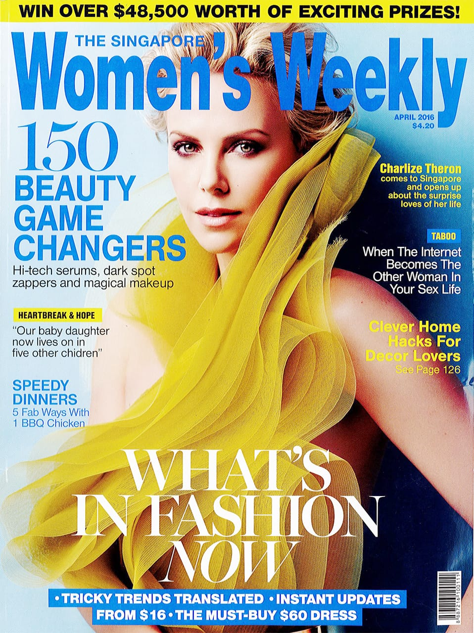 Women's Weekly - May 2016 Issue