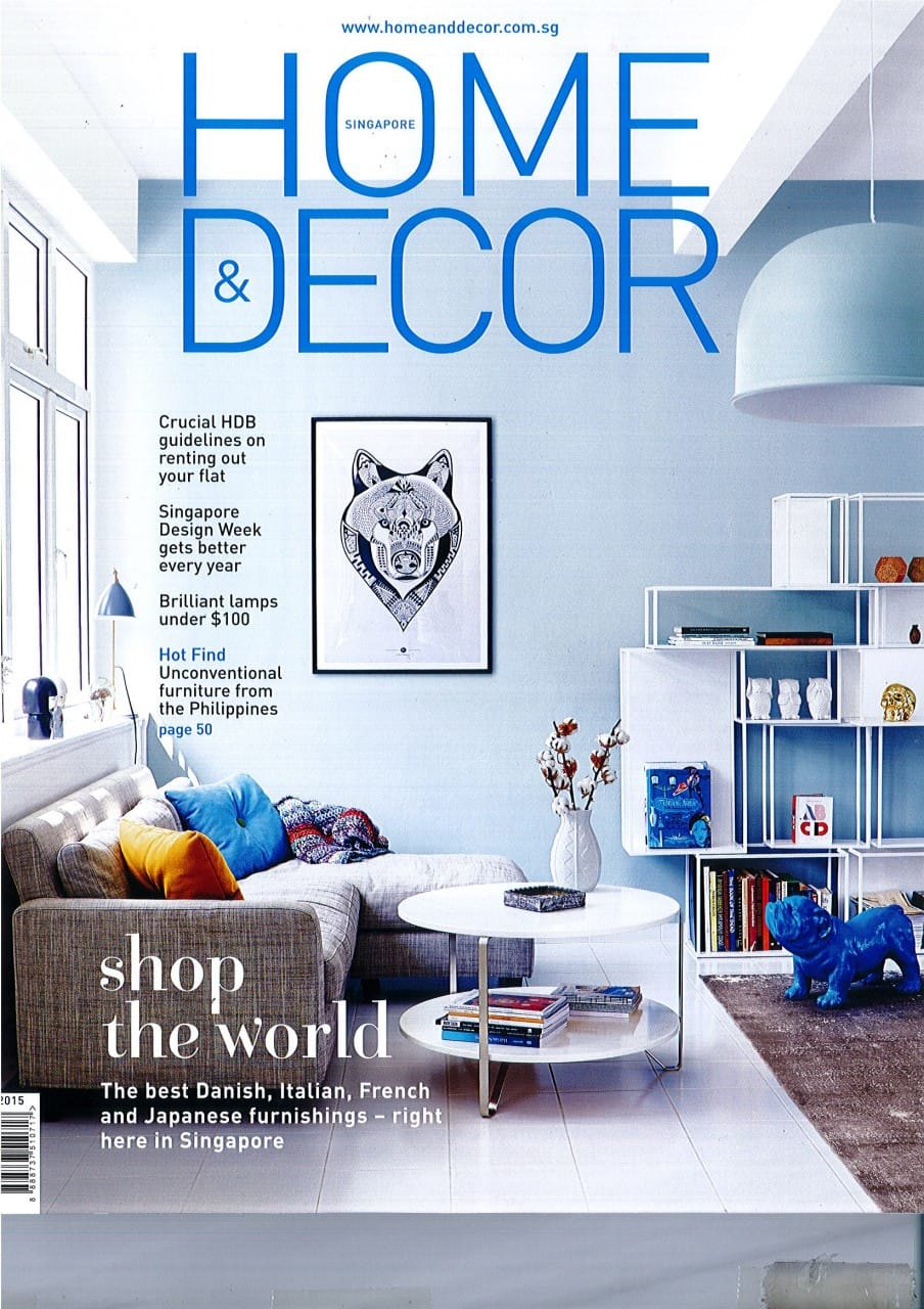 Home & Decor - May 2015